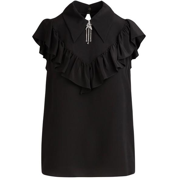 MIU MIUSilk blouse