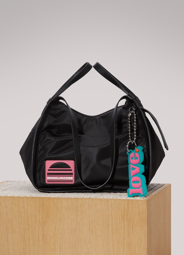 Marc JacobsNylon sport gym bag