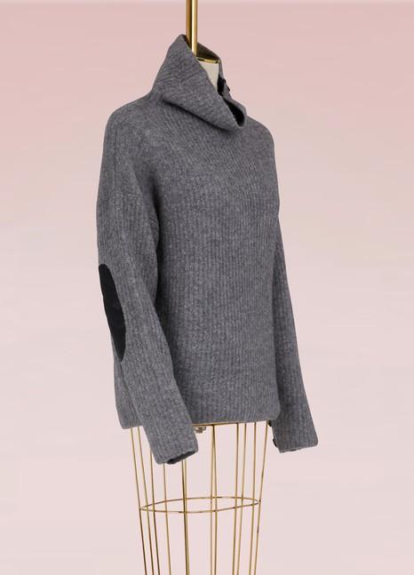 Rag & BonePull Lyza en laine et coton
