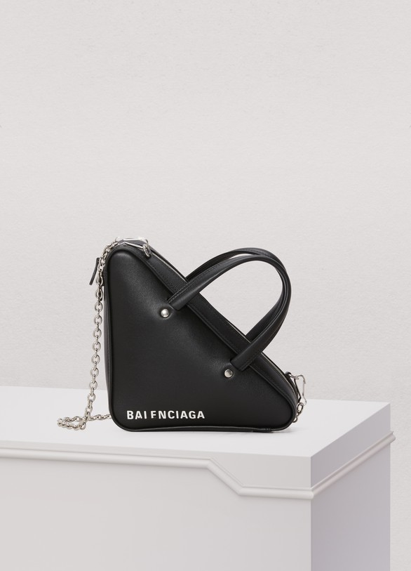 Balenciaga Triangle XS shoulder bag