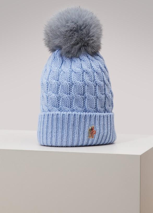 Moncler GrenobleWool hat