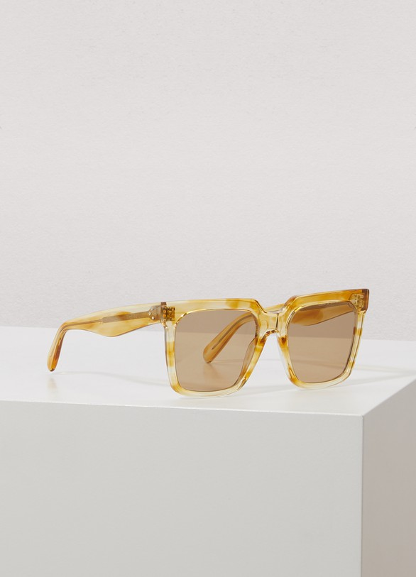 9325c6d7b9e9 Women s Oversized sunglasses in acetate