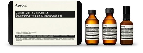 AESOPBalance: Classic Skin Care Kit