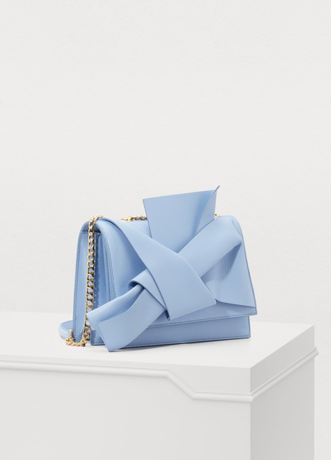 N 21 Shoulder bag with bow