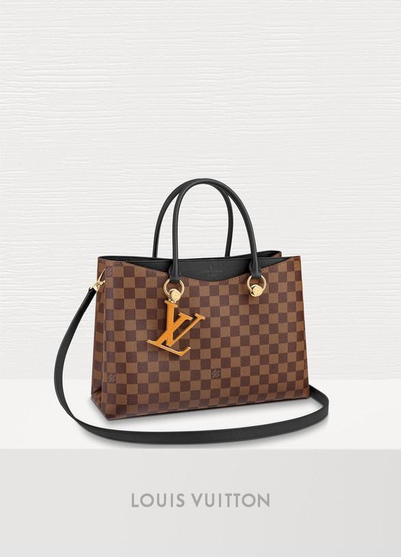 Womens Lv Riverside Louis Vuitton 24 Sèvres