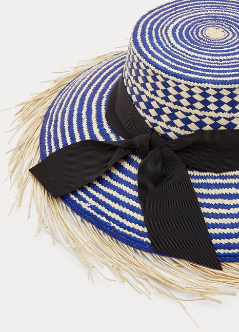 SENSI STUDIO Colombia straw hat