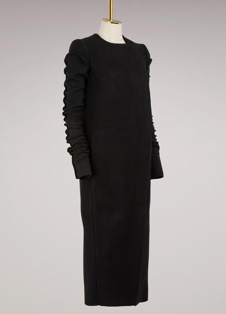 Rick OwensWool coat