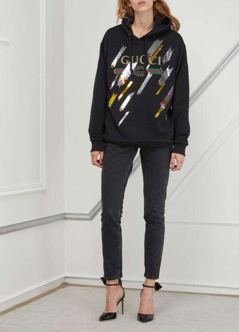 GucciLogo sweatshirt