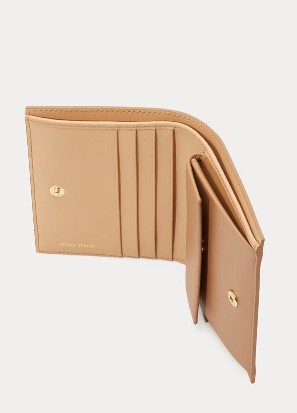 e99e7245b40d Miu Miu Bow small wallet ...