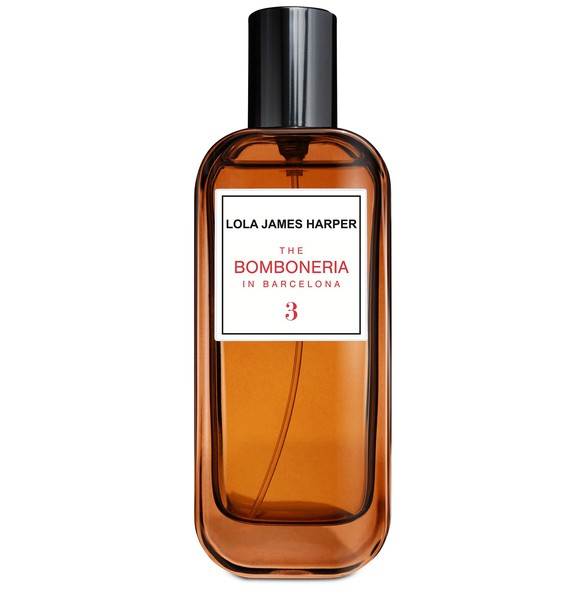 LOLA JAMES HARPERThe Bomboneria in Barcelona room spray 50 ml