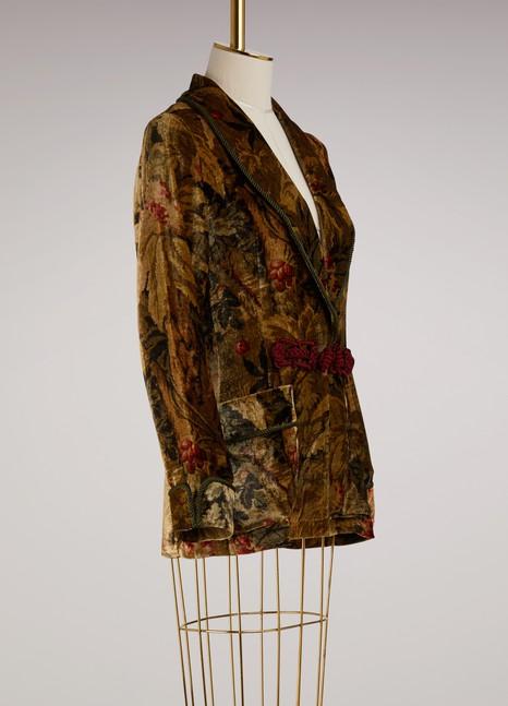 F.R.S For Restless SleepersArmonia velvet jacket