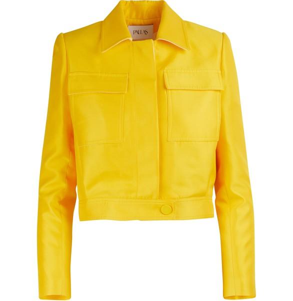 PALLASElixir short jacket