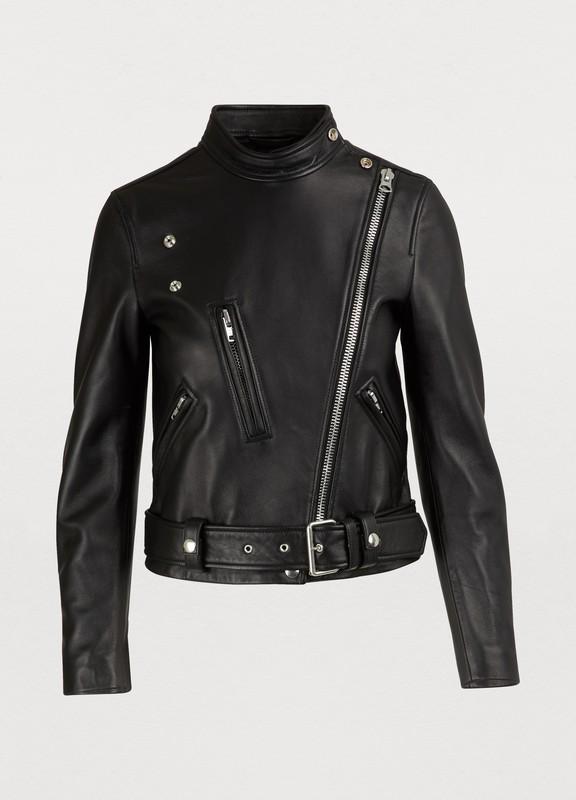Vestes en cuir femme   Prêt-à-Porter   24 Sèvres 9dc09d0ac3a