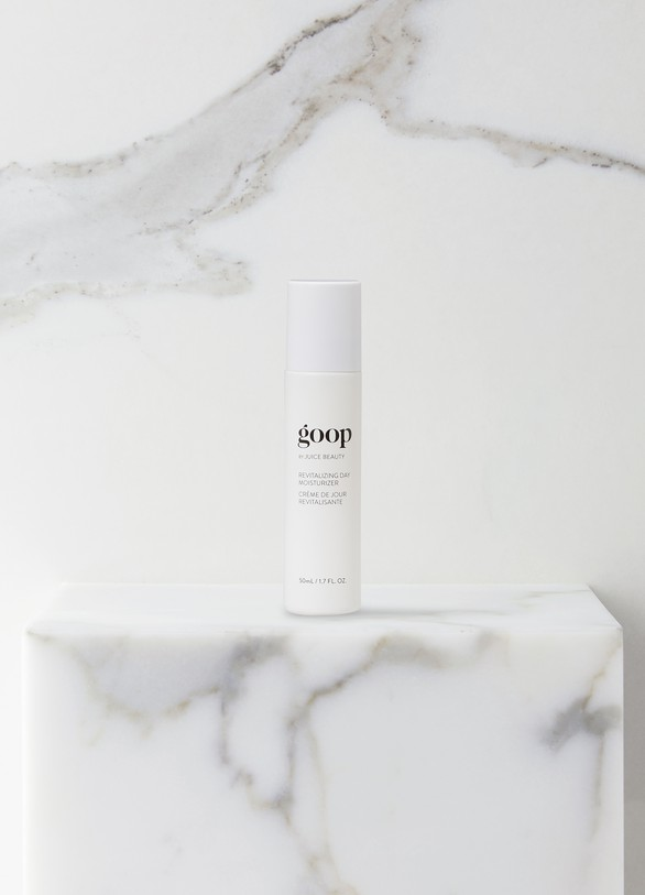 GoopRevitalizing day moisturizer