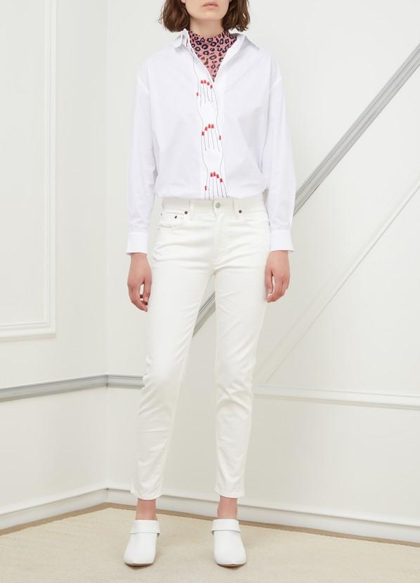 79ae3cf5427 ... Acne Studios Melk slim-fit jeans ...