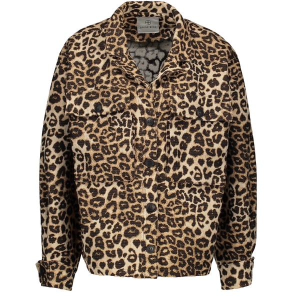 ANINE BINGVeste Flynn léopard