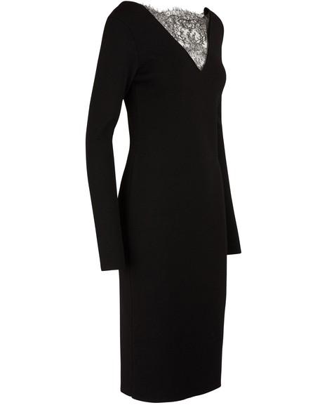GIVENCHYLong-sleeved dress