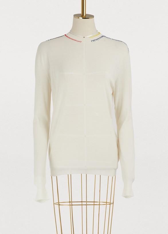 CelineWool crewneck sweater