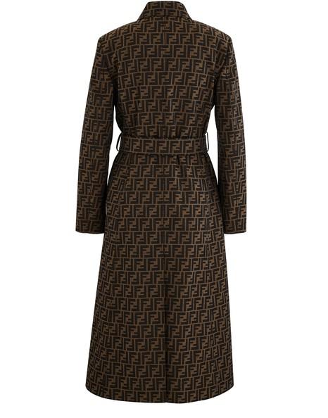 FENDISoprabito FF trench coat