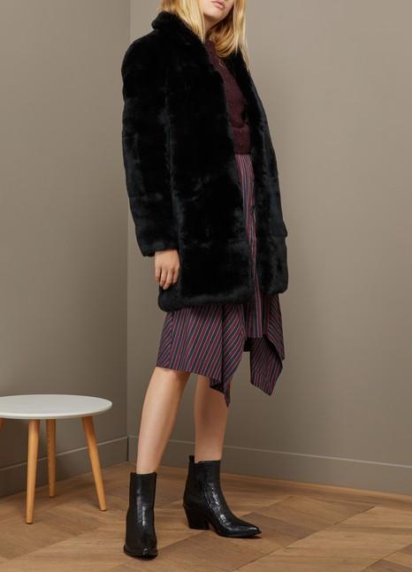 Yves Salomon - MétéoRabbit coat