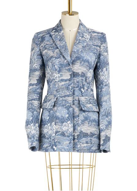 Off-White Blazers Tapestry blazer