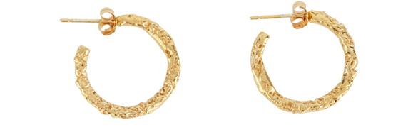 MONSIEURMarius hoop earrings
