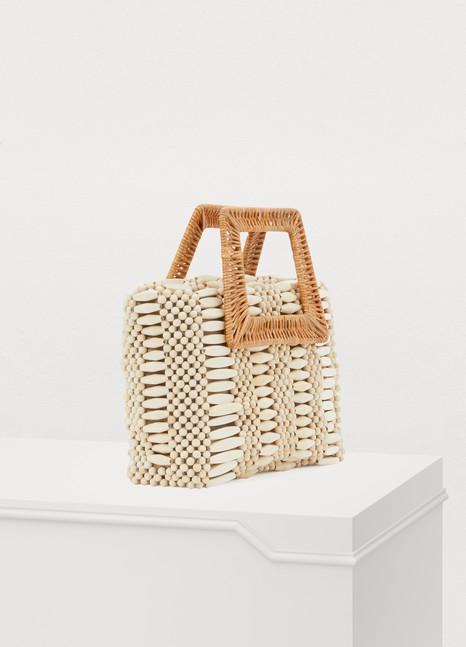 AranazCerise handbag
