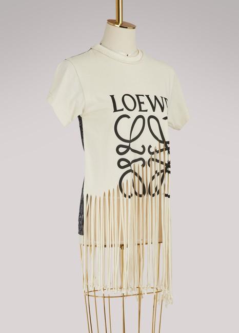 LoeweT-shirt découpé