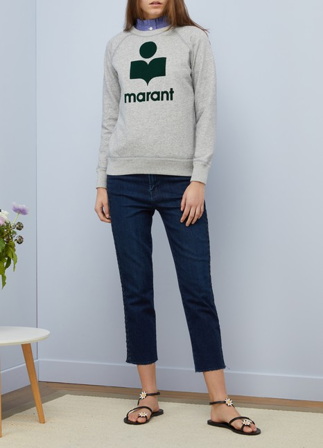 Isabel Marant Sweat Milly en coton