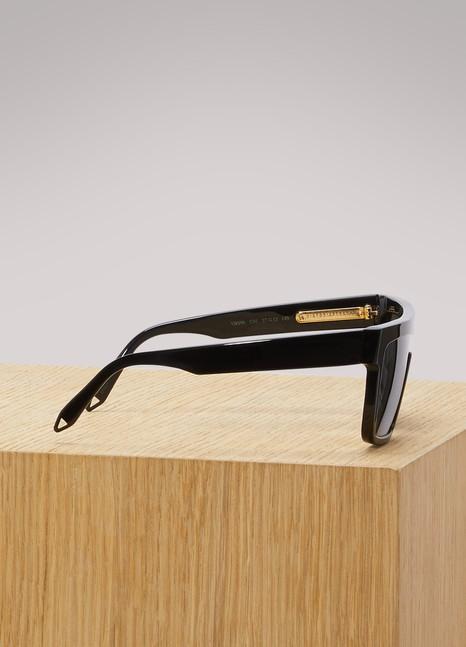 Victoria BeckhamFlat Top Visor sunglasses