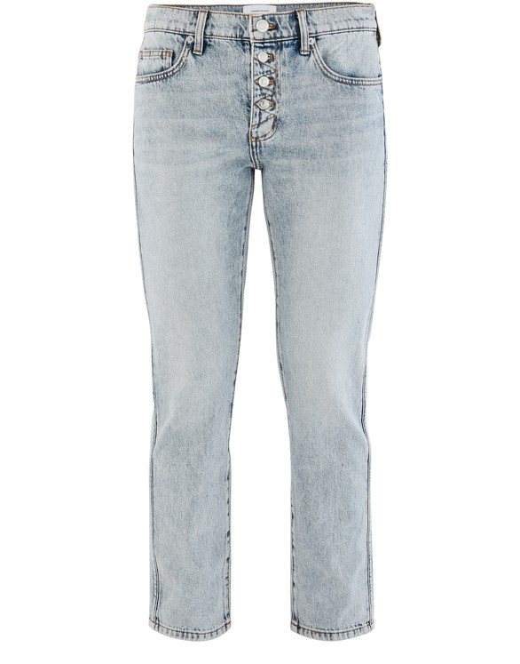 CURRENT/ELLIOTTThe Zig Zag Fling jeans