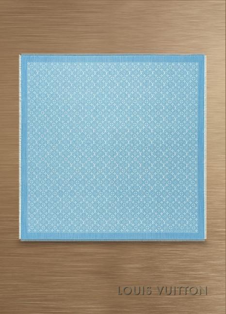 Louis VuittonChâle Infra Monogram