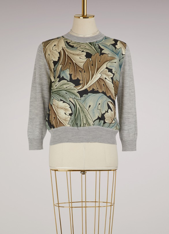Loewe William Morris sweatshirt