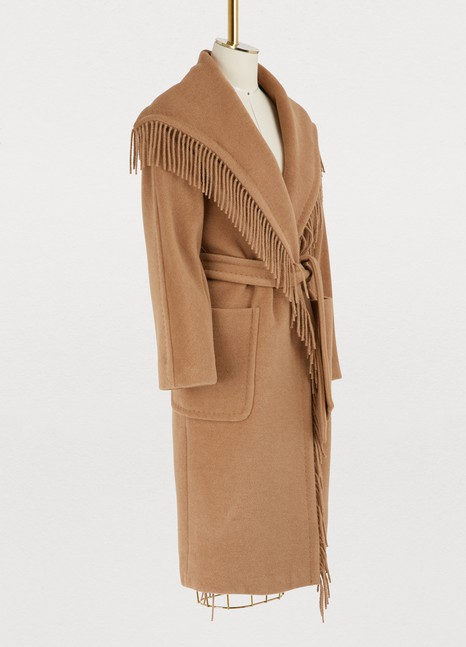 Max Mara Pacos camel hair coat