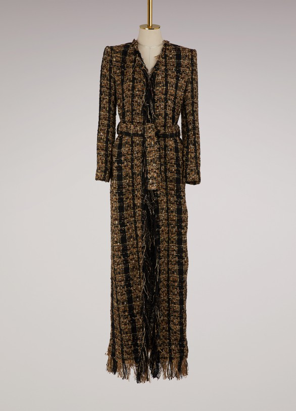 Balmain Wool long cardigan