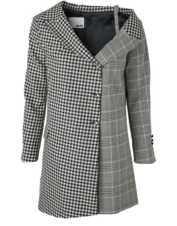 EACH X OTHERUnstructured blazer dress