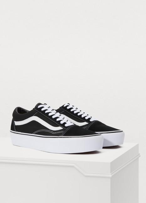 VANSOld Skool Platform sneakers