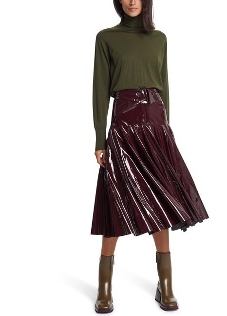 PALMER HARDINGFused skirt