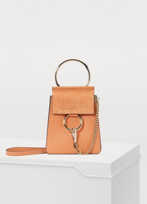 Women S Mini Faye Bag Chlo 233 24 S 232 Vres