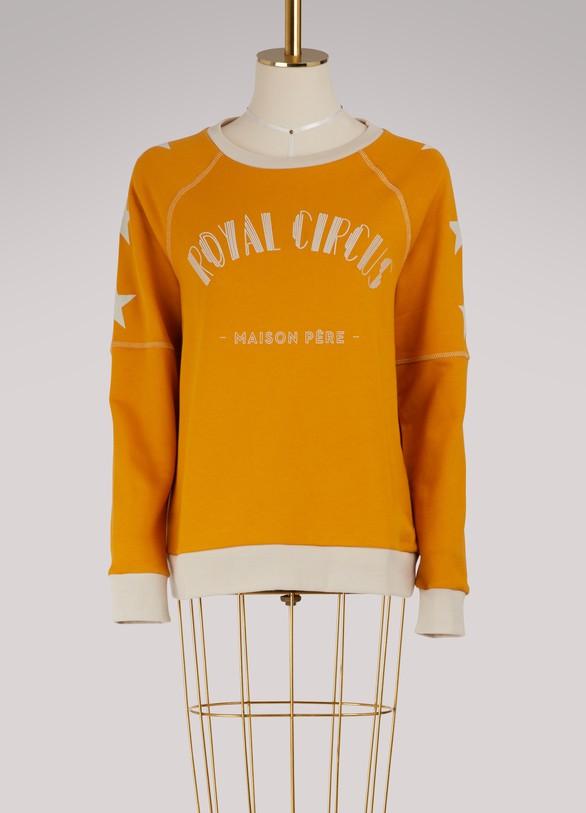 MAISON PERESweatshirt Royal Circus
