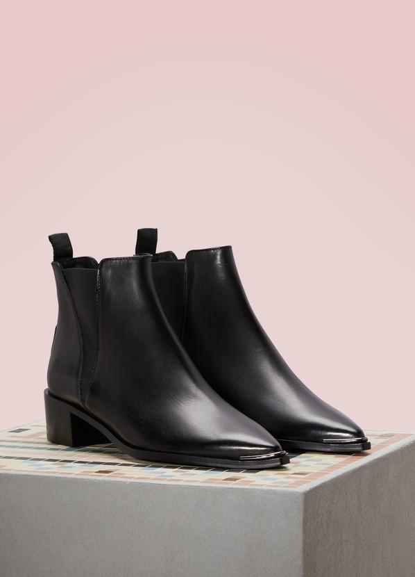 bed77ae6e9e ... Acne Studios Jensen Ankle Boots ...