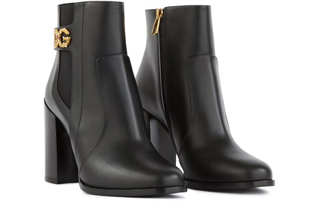 DOLCE & GABBANADG Amore ankle boots