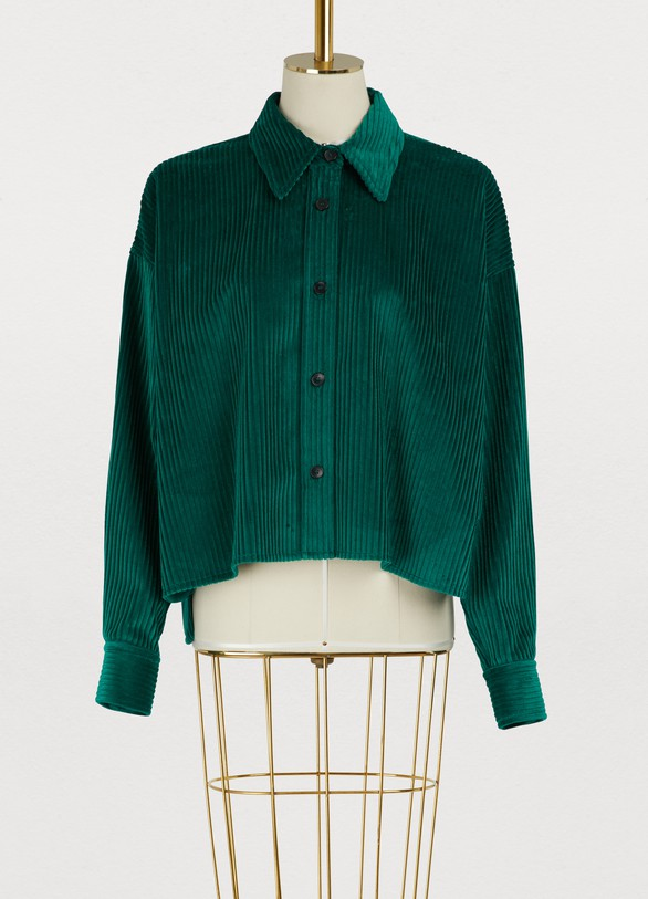 Isabel Marant Cotton Hanao shirt