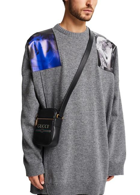 GUCCIGucci Print shoulder bag