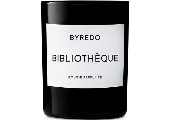 BYREDOBibliothèque Scented Candle 70 g