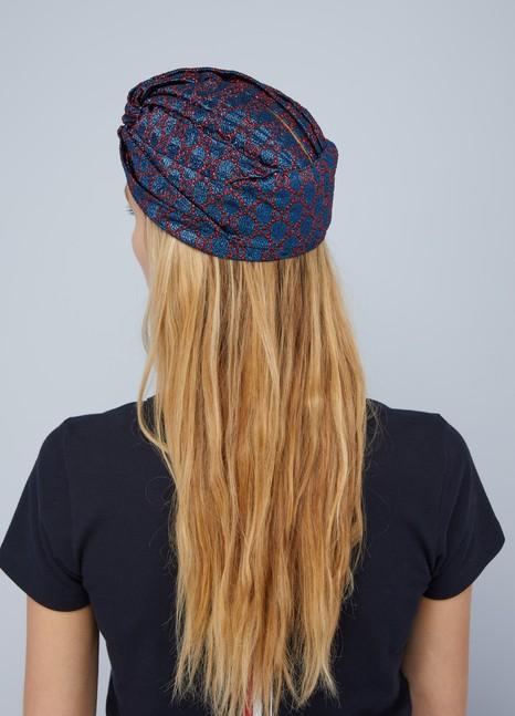 GucciGG lurex turban