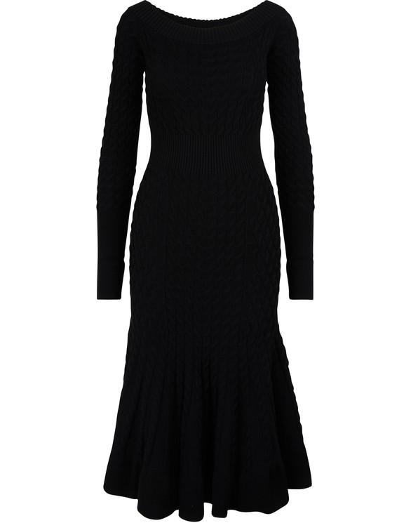 ALEXANDER MCQUEENWool dress