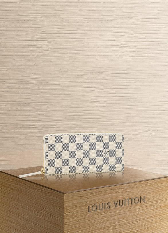 Louis VuittonPortefeuille Clémence