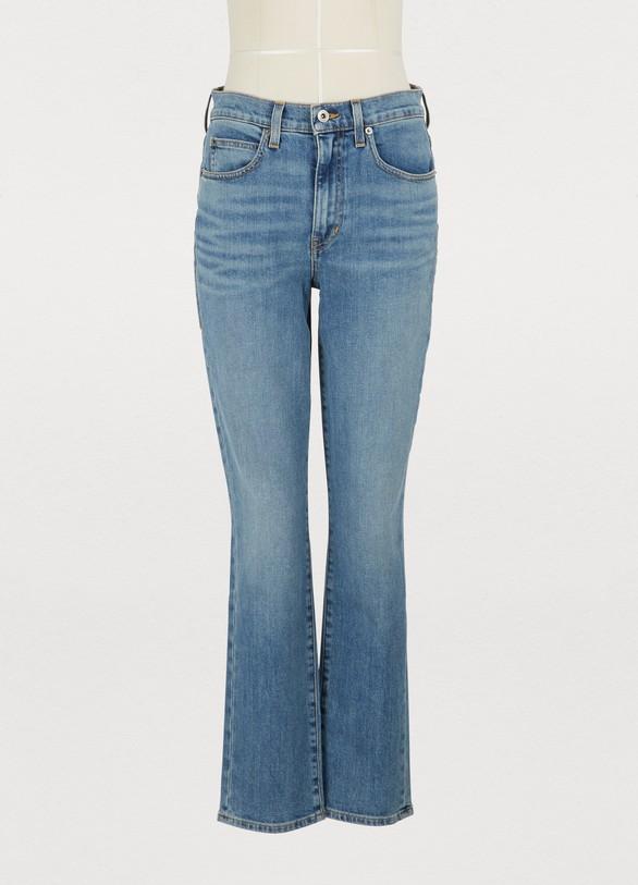 Proenza Schouler PSWLHigh waist jeans