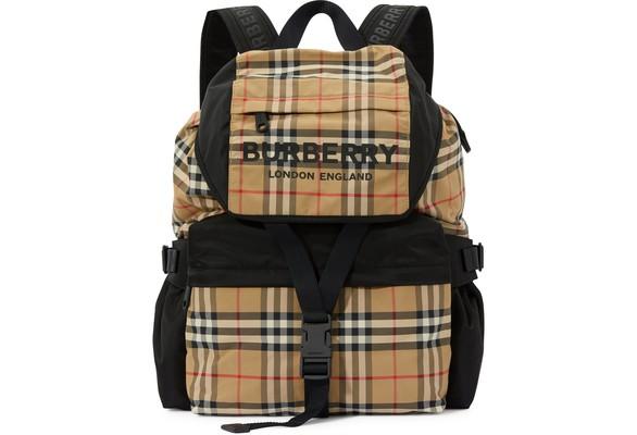 BURBERRYWilfin nylon backpack
